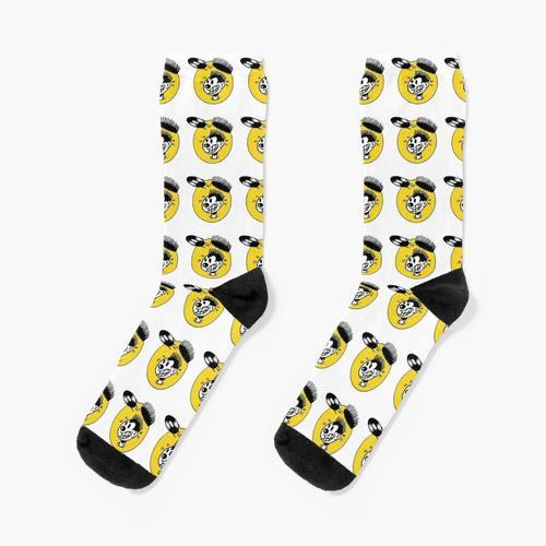nervöses Rekordhemd Socken