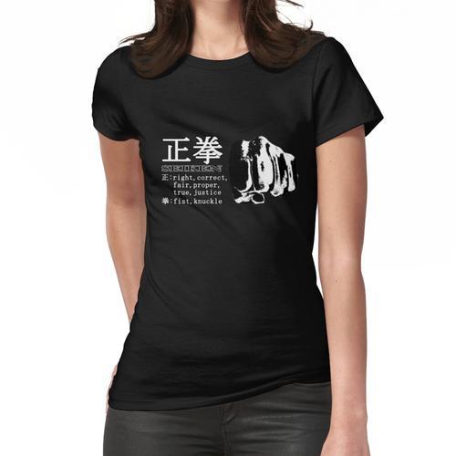 Seiken wahre Bedeutung 2 Frauen T-Shirt