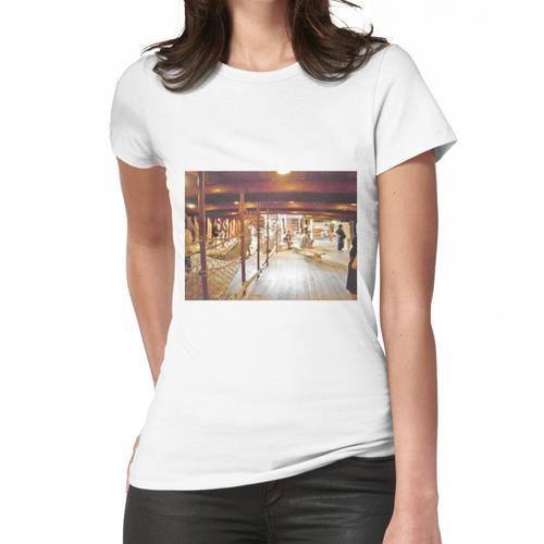 Unter Decks Frauen T-Shirt