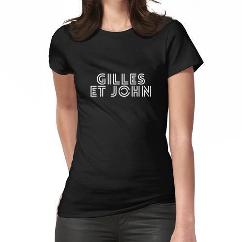 Gelbe Weste Frauen T-Shirt