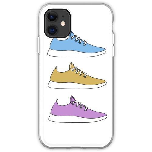 Allbirds Sneakers Flexible Hülle für iPhone 11