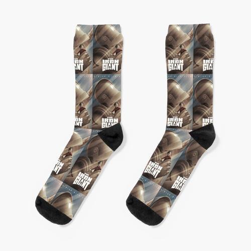 Der eiserne Riese Socken
