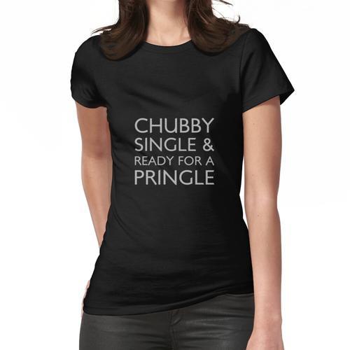 Chubby Single Pringle Frauen T-Shirt