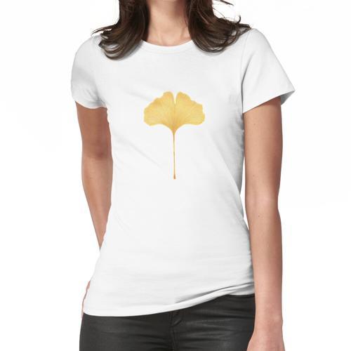 Ginkgoblatt II Frauen T-Shirt