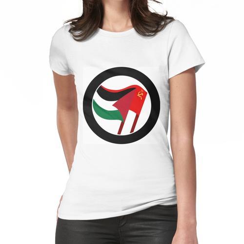 Antiimperialistisches Symbol Frauen T-Shirt
