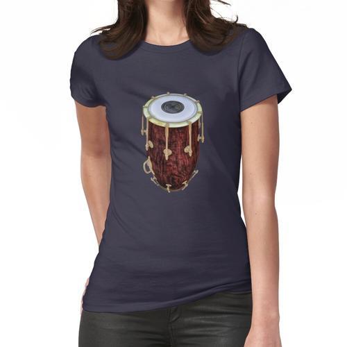 Doppelseitige Conga (CG) Frauen T-Shirt