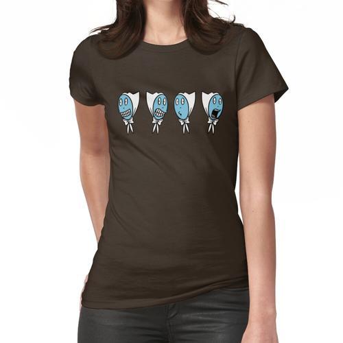 Windel Jungs Frauen T-Shirt