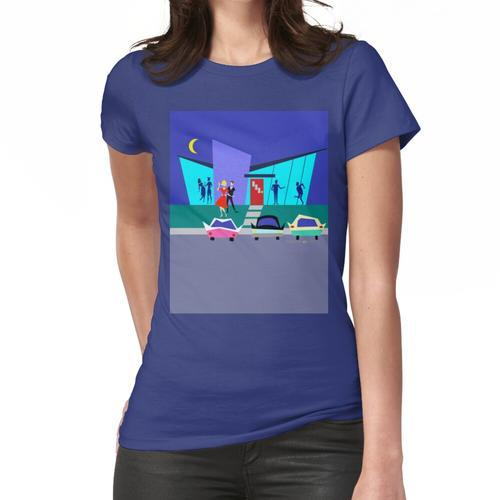 Retro Tag der offenen Tür Frauen T-Shirt