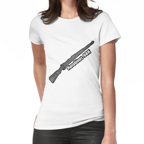 Deutscher Karabiner 98K - Weiß Frauen T-Shirt