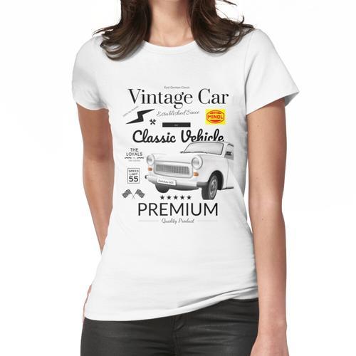 Trabant , Trabi , Trabbi 601 Frauen T-Shirt