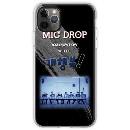 BTS Mic Drop iPhone Hülle, Notebook, Tablets, Karten Flexible Hülle für iPhone 11 Pro Max
