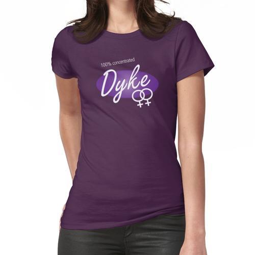 100% konzentrierter Deich Frauen T-Shirt