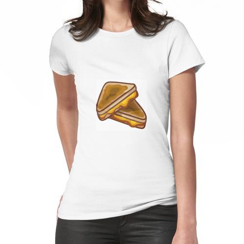 Die Sims gegrillte Käse-Ikone Frauen T-Shirt