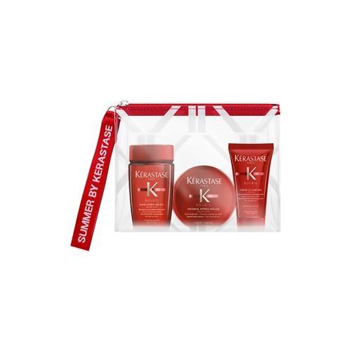 Kérastase Haarpflege Soleil Geschenkset Discovery Bain Après Soleil 80 ml + Masque Après Soleil 75 ml + Crème UV Sublime 50 ml 1 Stk.
