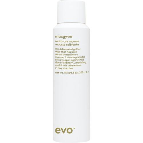 Evo Hair Macgyver Multi-Use Mousse 200 ml Schaumfestiger