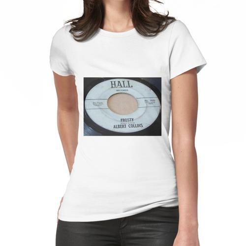 Frosty Albert Collins Halle 45, Blues Gitarre! Frauen T-Shirt
