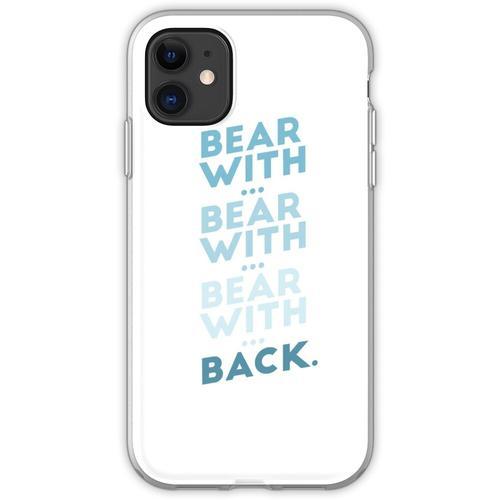 tragen mit ... tragen mit ... v.2 Flexible Hülle für iPhone 11