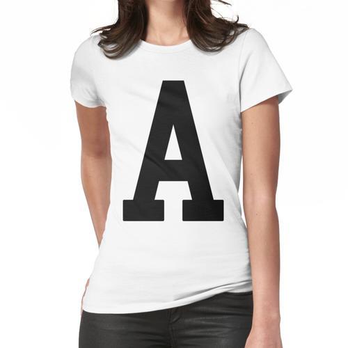 Letterman A. Frauen T-Shirt