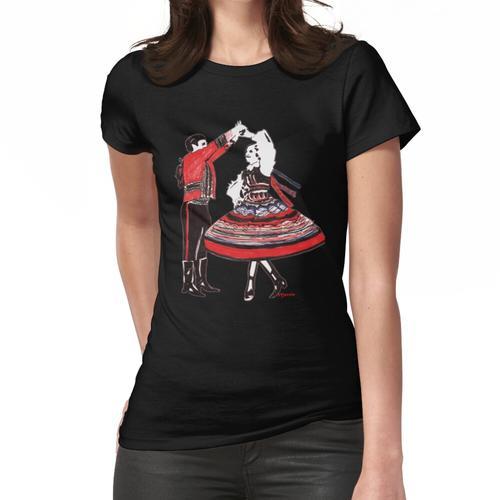 Lubliner Volkstanz 1 Frauen T-Shirt