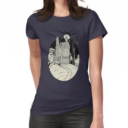 Spukschloss. Frauen T-Shirt