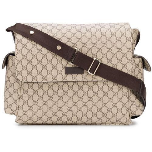 Gucci Große Wickeltasche mit GG-Muster