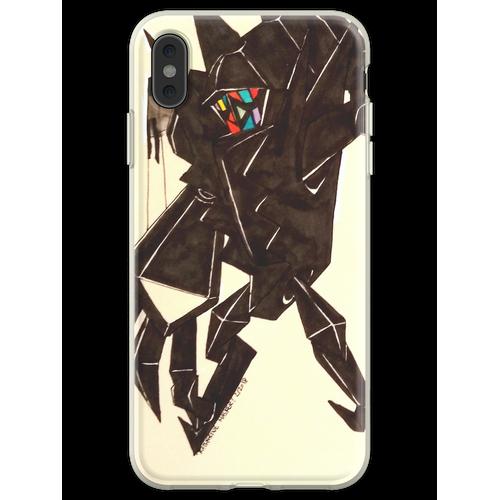 Necrozma-Prisma Flexible Hülle für iPhone XS Max