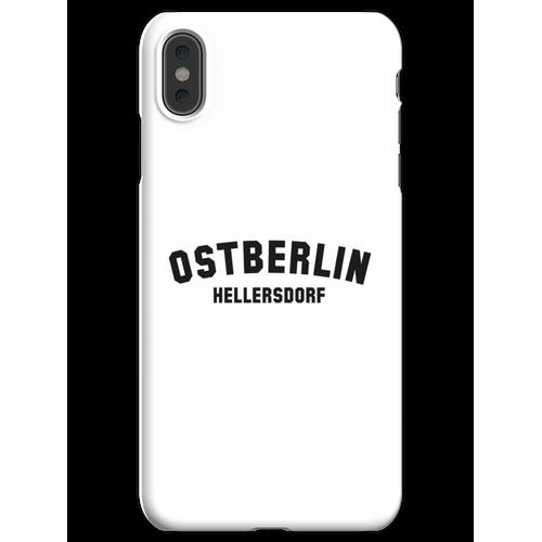 HELLERSDORF iPhone XS Max Handyhülle