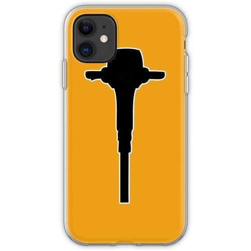 Bohrhammer Bohrhammer Flexible Hülle für iPhone 11