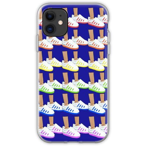 Sneaker Freak! Coole Sneaker Art! Flexible Hülle für iPhone 11