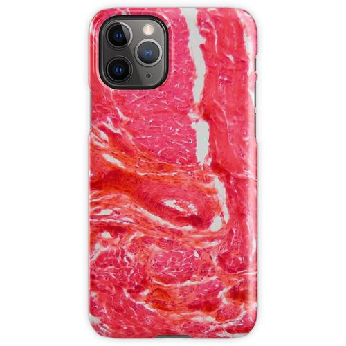 Zungenzellen unter dem Mikroskop iPhone 11 Pro Handyhülle