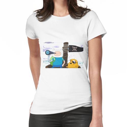 hora de aventura Frauen T-Shirt
