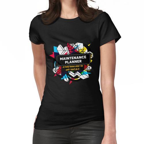 WARTUNGSPLANER Frauen T-Shirt