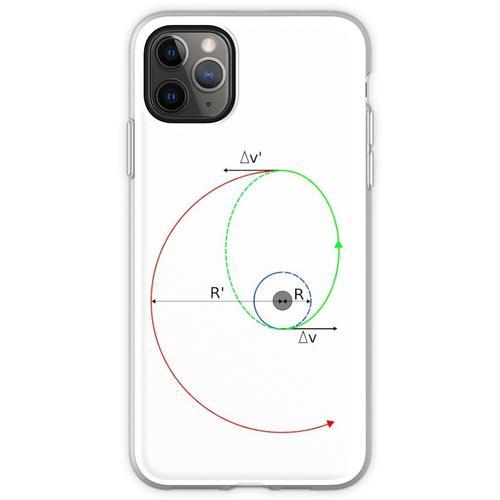 Hohmann Transfer in Farbe Flexible Hülle für iPhone 11 Pro Max