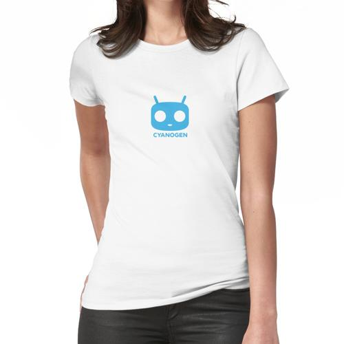 CyanogenMod Head Frauen T-Shirt