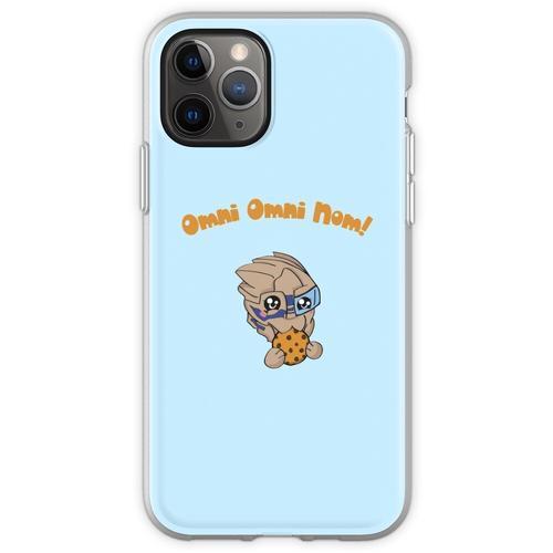 Omni Omni Nom! Flexible Hülle für iPhone 11 Pro