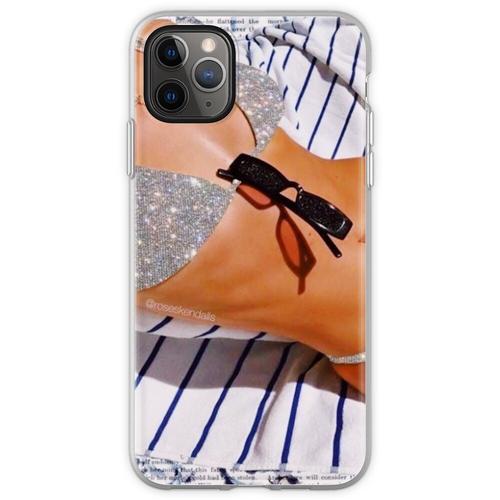 Bikini am Strand Flexible Hülle für iPhone 11 Pro Max