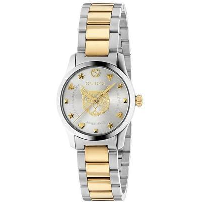 Gucci G-Timeless Uhr, 27 mm
