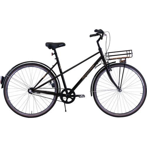 Performance Hollandrad, 3 Gang, Shimano, NEXUS Schaltwerk, Nabenschaltung rot Hollandräder Fahrräder Zubehör Hollandrad