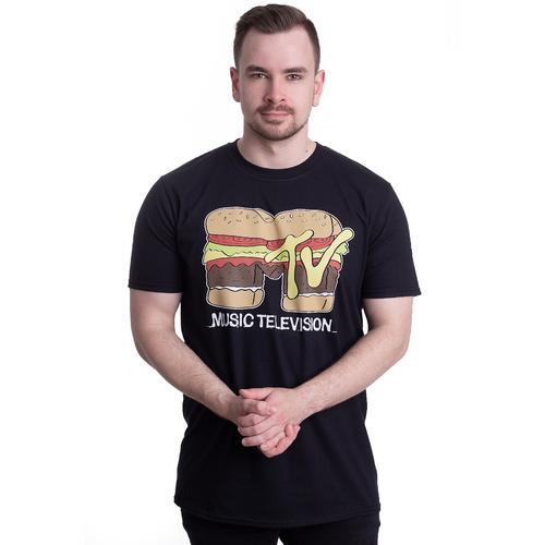 MTV - Hamburger - - T-Shirts