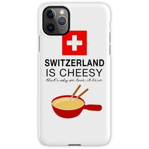 Schweizer Fondue iPhone 11 Pro Max Handyhülle