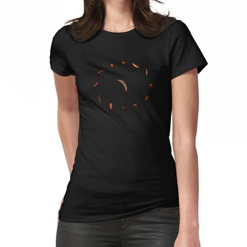 Pilzsporen unter dem Mikroskop Frauen T-Shirt