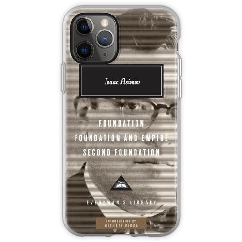 Gründung / Gründung und Reich / zweite Gründung durch isaac asim Flexible Hülle für iPhone 11 Pro