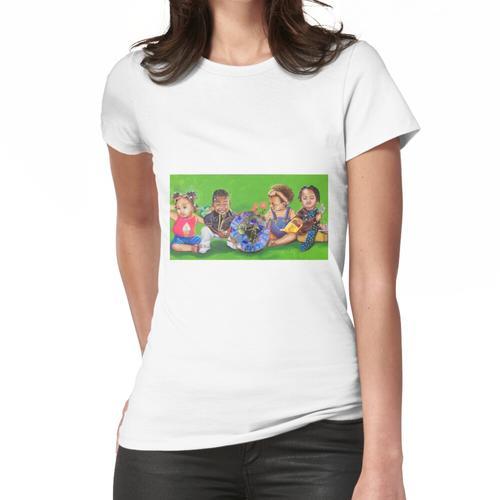Schlagkraft Frauen T-Shirt