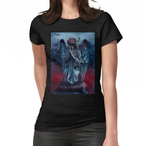 Leiser Himmel Frauen T-Shirt