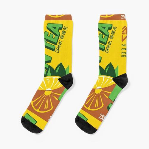 Vita Zitronentee Socken