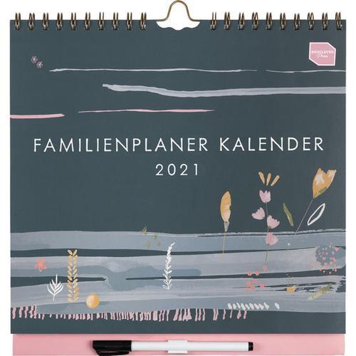 JAKO-O Familien-Wochenplaner 2021, keine Angabe