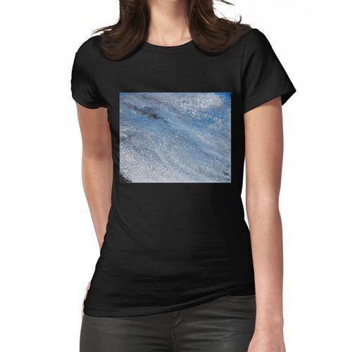 Gletschereis Frauen T-Shirt