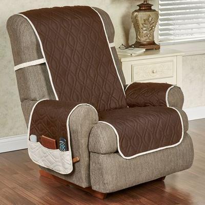 Brilliant Furniture Protector Recliner/Wing Chair, Recliner/Wing Chair, Sunset
