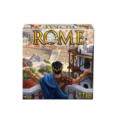 R&R Games Rome: City of Marble Strategy Game