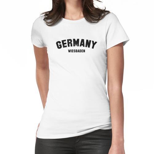 WIESBADEN Frauen T-Shirt